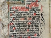 G. List, Pipara, první strana historického románu před 1895, Archiv města Brna, foto: autor